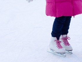 村主章枝さんが来る!「盛岡市アイスリンクオープン記念基礎スケート教室」